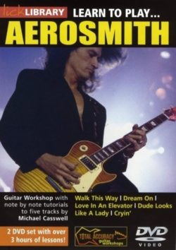 Learn To Play: Aerosmith