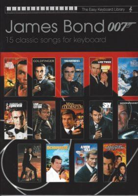 Easy Keyboard Library James Bond