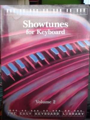 Easy Keyboard Library Showtunes 2