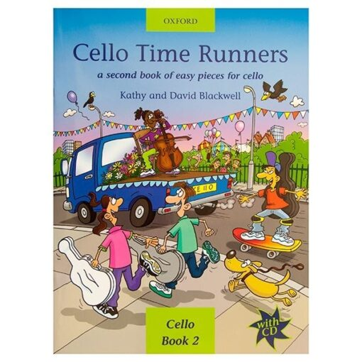 Cello Time Runners 2