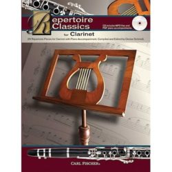 Repertoire Classics for Clarinet