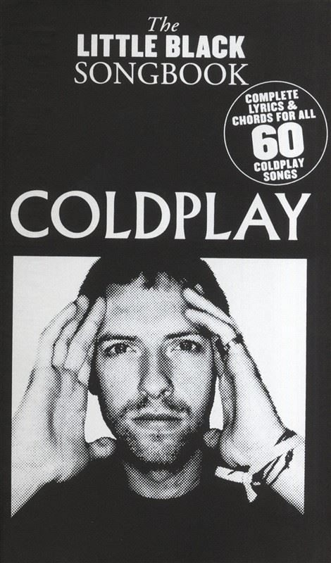 Little Black Songbook: Coldplay