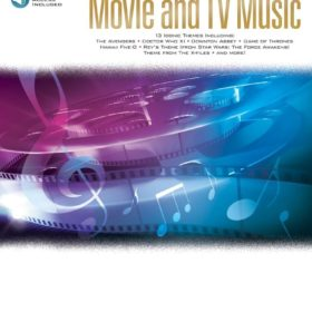 Movie and TV Music for Trombone