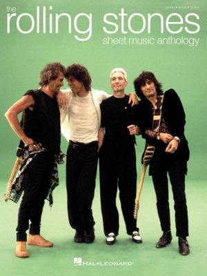 The Rolling Stones; Sheet Music Anthology (PVG)