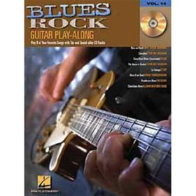 Guitar Play-Along Volume 14: Blues Rock