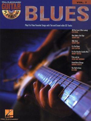 Guitar Play-Along, Volume 7: BLUES