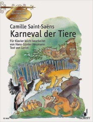 Camille Saint-Saëns; Karneval der Tiere