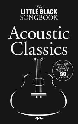 Little Black Songbook: Acoustic Classics