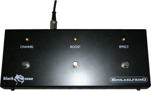Kool Amplification Black Rose Footswitch
