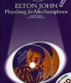 Guest Spot: Elton John Playalong For Alto Saxophone