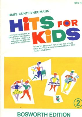 Hans-Günter Heumann: Hits For Kids, deel 2