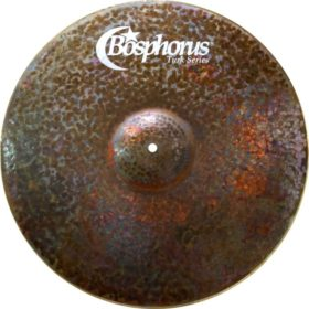 "Bosphorus 16"" Turk Series Crash"
