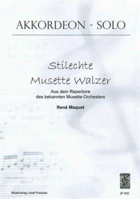 Stilechte Musette Walzer