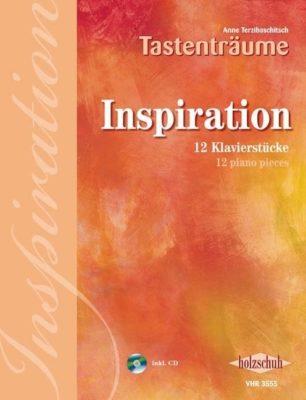 Anne Terzibaschitsch; Tastenträume, Inspiration (+CD)