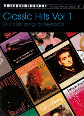 Easy Keyboard Library; Classic Hits, Vol 1