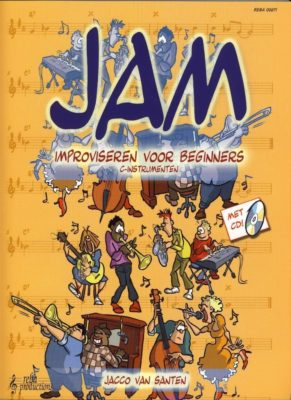 Jam; Improviseren voor beginners (in C)