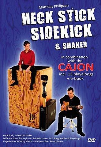 Matthias Philipzen; Heck Stick Sidekick & Shaker DVD