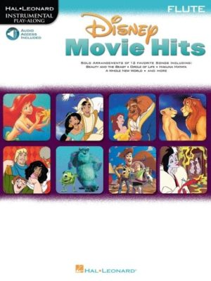 Disney Movie Hits - Flute