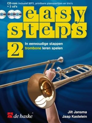 Easy Steps 2 Trombone