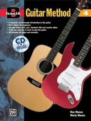 Basix Guitar Method 4