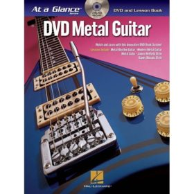 At a Glance - Metal Guitar