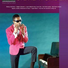 Piano Play-Along: Volume 111; Stevie Wonder