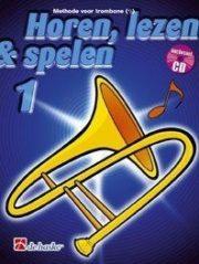 Horen Lezen & Spelen 1 Trombone BC