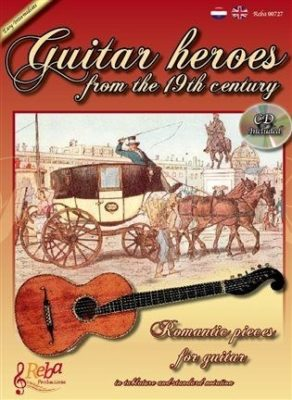 Guitar Heroes From The 19th Century