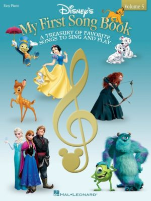 Disney's My First Songbook, Volume 5
