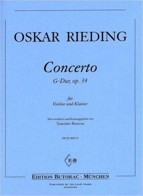Concerto in G opus 34