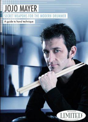 Jojo Mayer; Secret Weapons For The Modern Drummer DVD