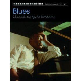 Easy Keyboard Library; Blues