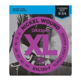 D'addario EXL120-7 9-54
