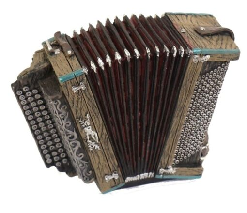Accordeon 3D