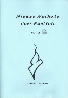 Nieuwe Methode voor Panfluit 2 (+CD)