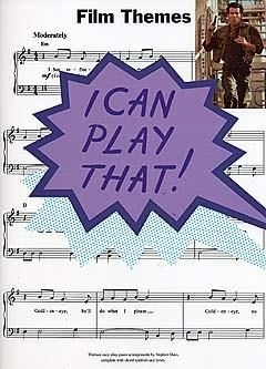 I Can Play That; Film Themes