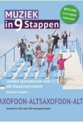 Maarten Stalpers; Muziek in 9 Stappen (Altsaxofoon)