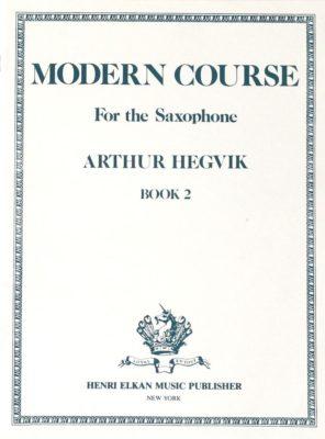 Modern Course Book 2 - Saxophone