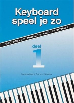 Keyboard Speel Je Zo 1 (+CD)