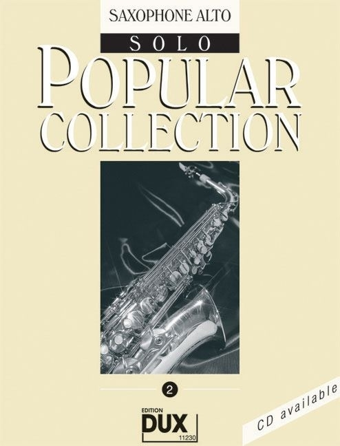 Popular Collection 02, Altsax Solo