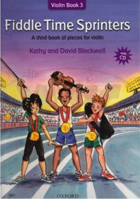 Fiddle Time Sprinters Book 3