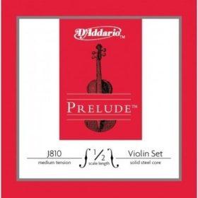 D'addario J810 Prelude 1/2