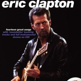 Play Guitar With... The Best Of Eric Clapton (incl.2CD)