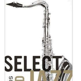 D'addario / Rico Select Jazz Filed 3 Hard