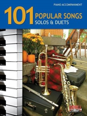 Popular Songs(101); Solos & Duets