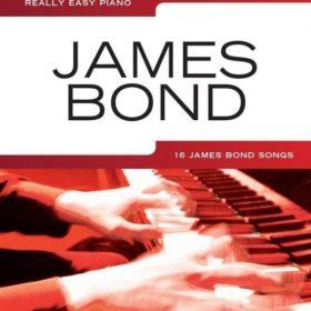 Really Easy Piano: James Bond