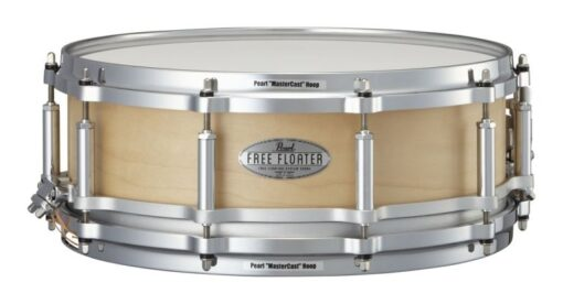 Pearl FTMM1450 Free Floating Task Specific Maple Snaredrum