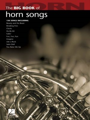 Big Book of Horn Songs