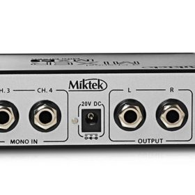 Miktek MX4