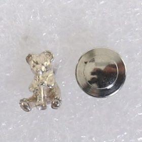 Pin: Beertje met Klarinet S